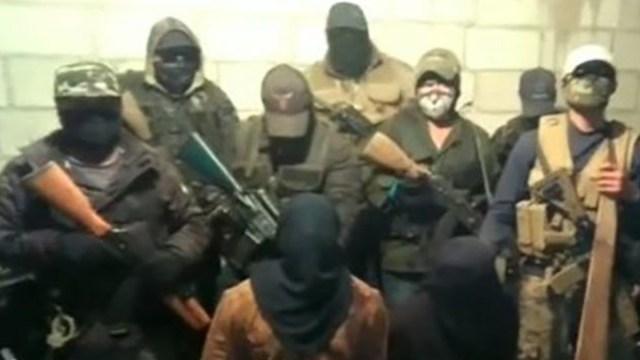 """Grupo armado amenaza con """"limpiar"""" de policías la costa de Oaxaca"""