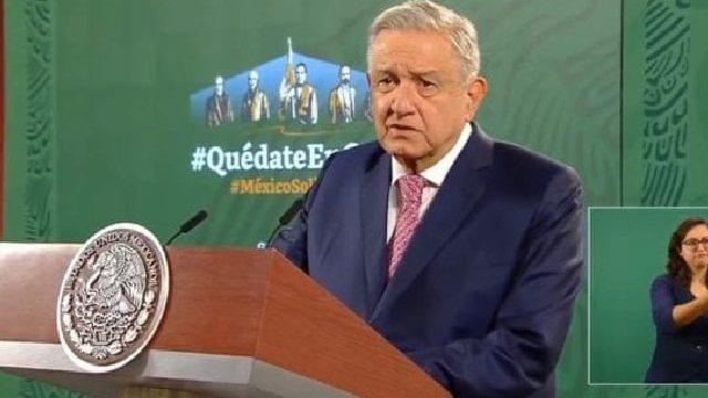 AMLO publicó decreto para eliminar el fuero presidencial