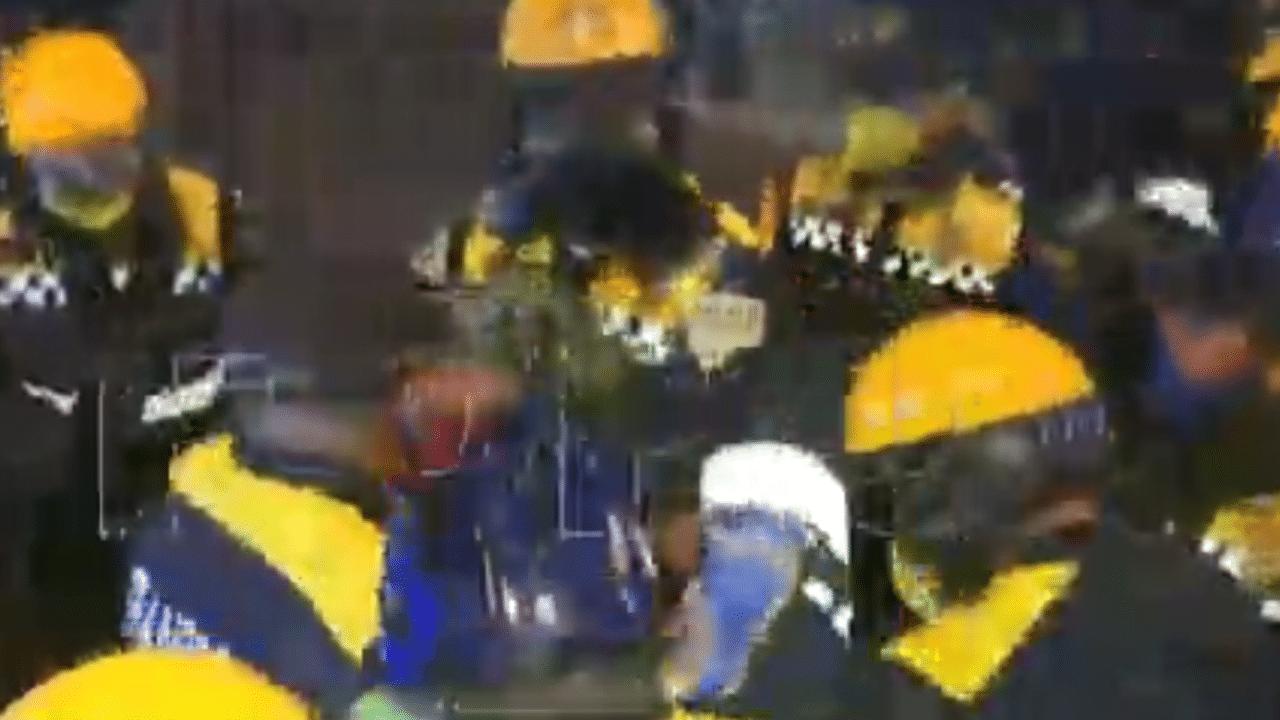 Video: Se enfrentan policías y ciclistas en calles de CDMX durante manifestación