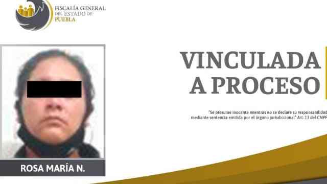 Rosa María 'N' ahorcó con un cable a una mujer, es vinculada por homicidio