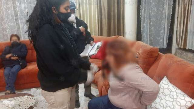 Edomex: los gritos de una mujer alertaron a los policías y la rescataron de un secuestro