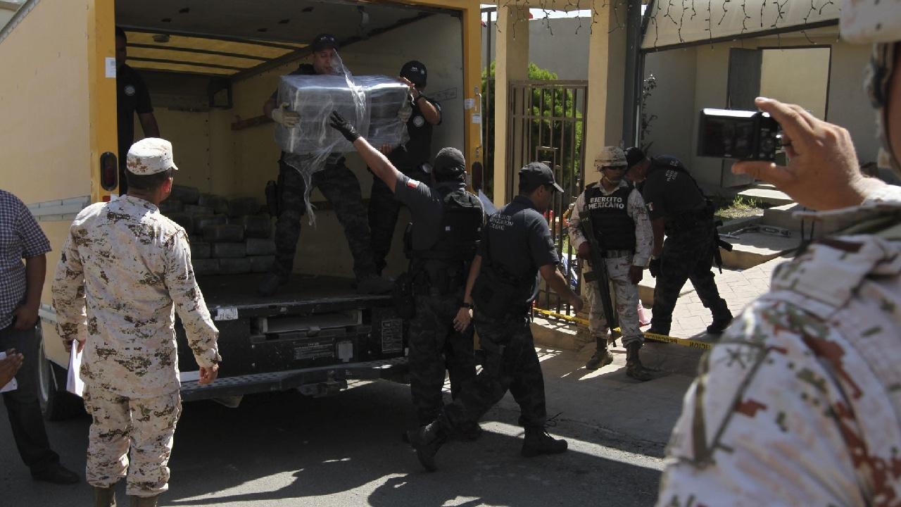 Cárteles mexicanos distribuyen drogas en Estados Unidos