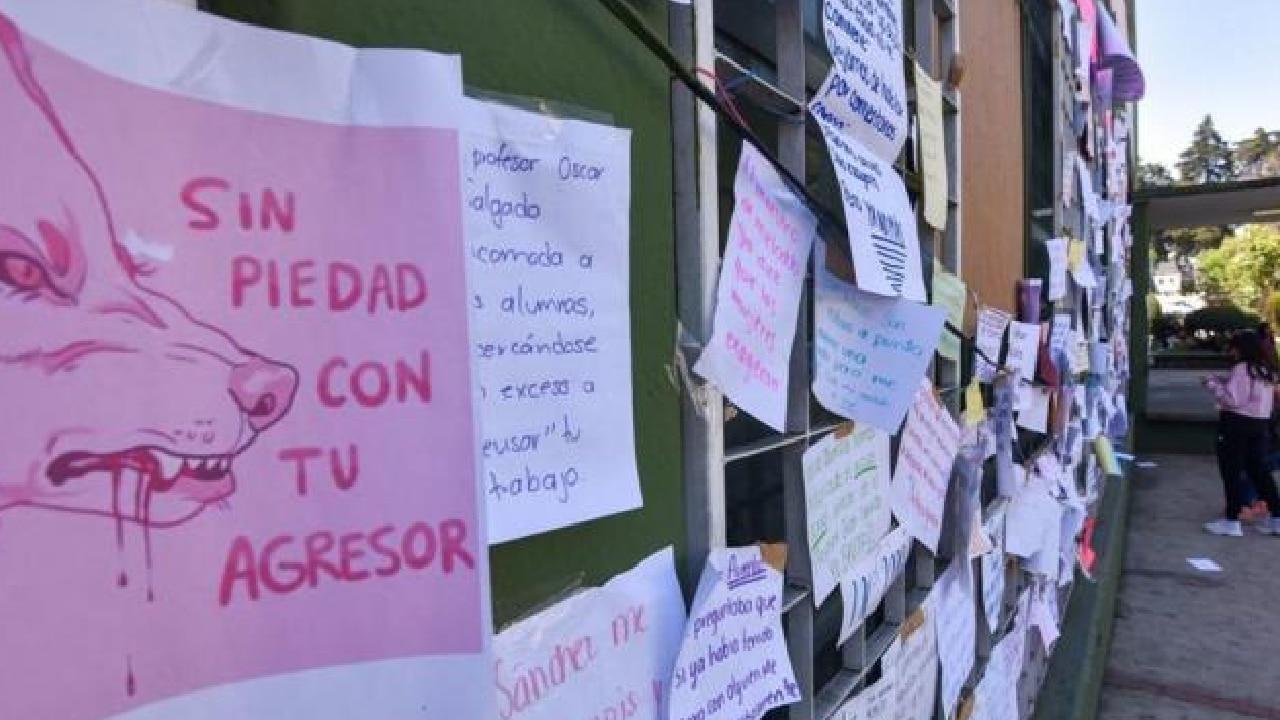 Denuncias de acoso sexual en Oaxaca