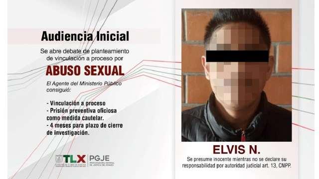 Elvis N drogó su hija abusar sexualmente de ella Tlaxcala