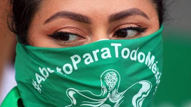 Mujeres famosas a favor aborto legal México