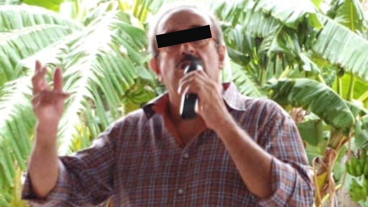 Gabriel Vallejo vinculado con Marcela Michel