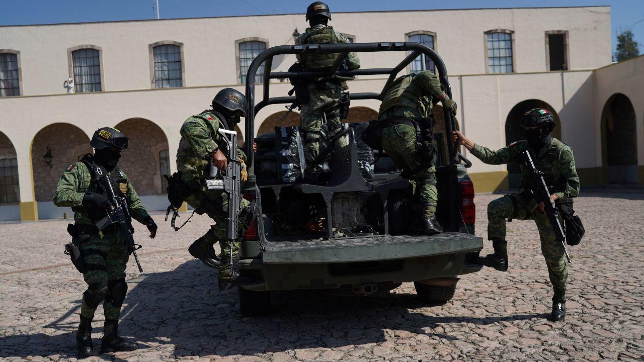 Jerez nuevo epicentro guerra Cártel de Sinaloa y CJNG