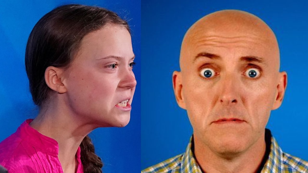 Lee Hurst hizo comentarios misóginos de Greta Thunberg