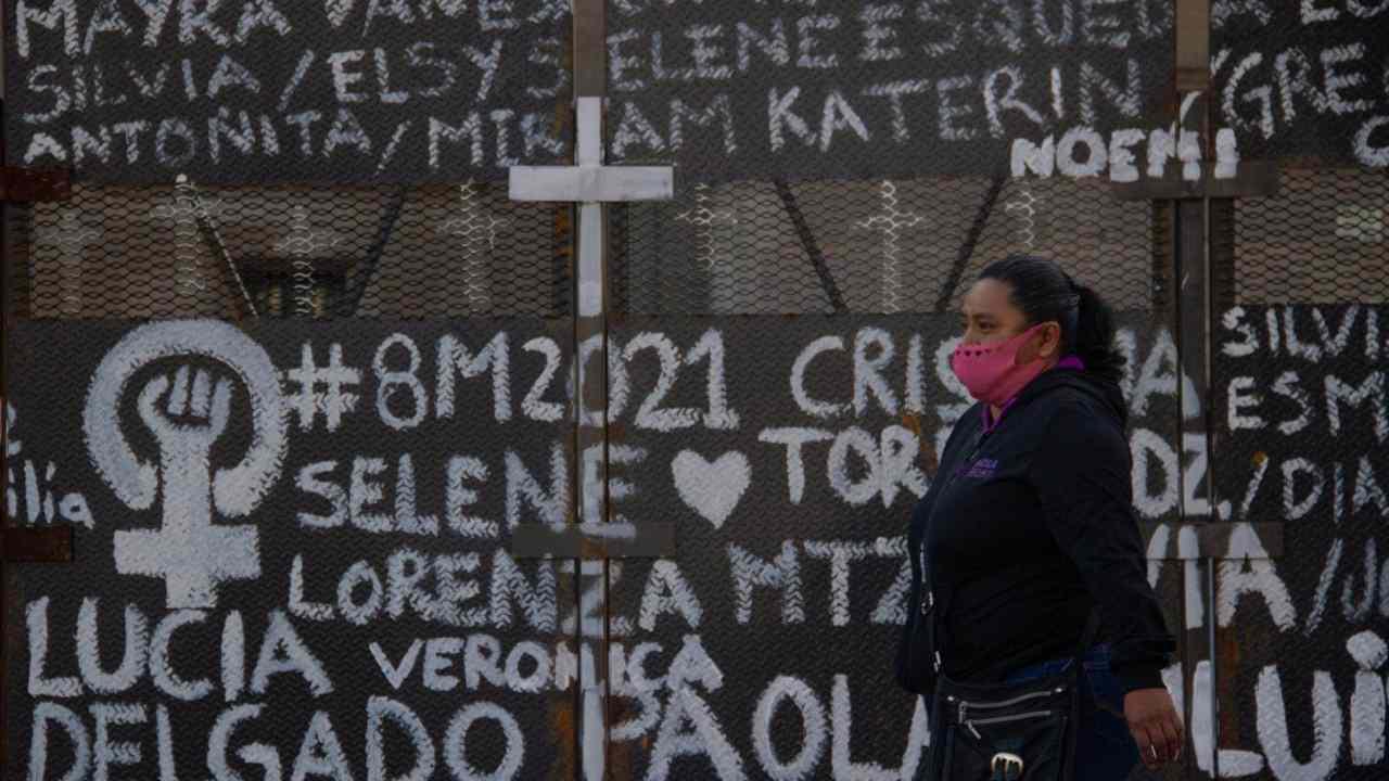 México 18 mil feminicidios