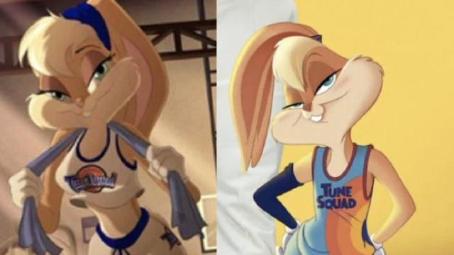 Colectivos feministas aplauden el nuevo diseño de Lola Bunny por su falta de sexualización