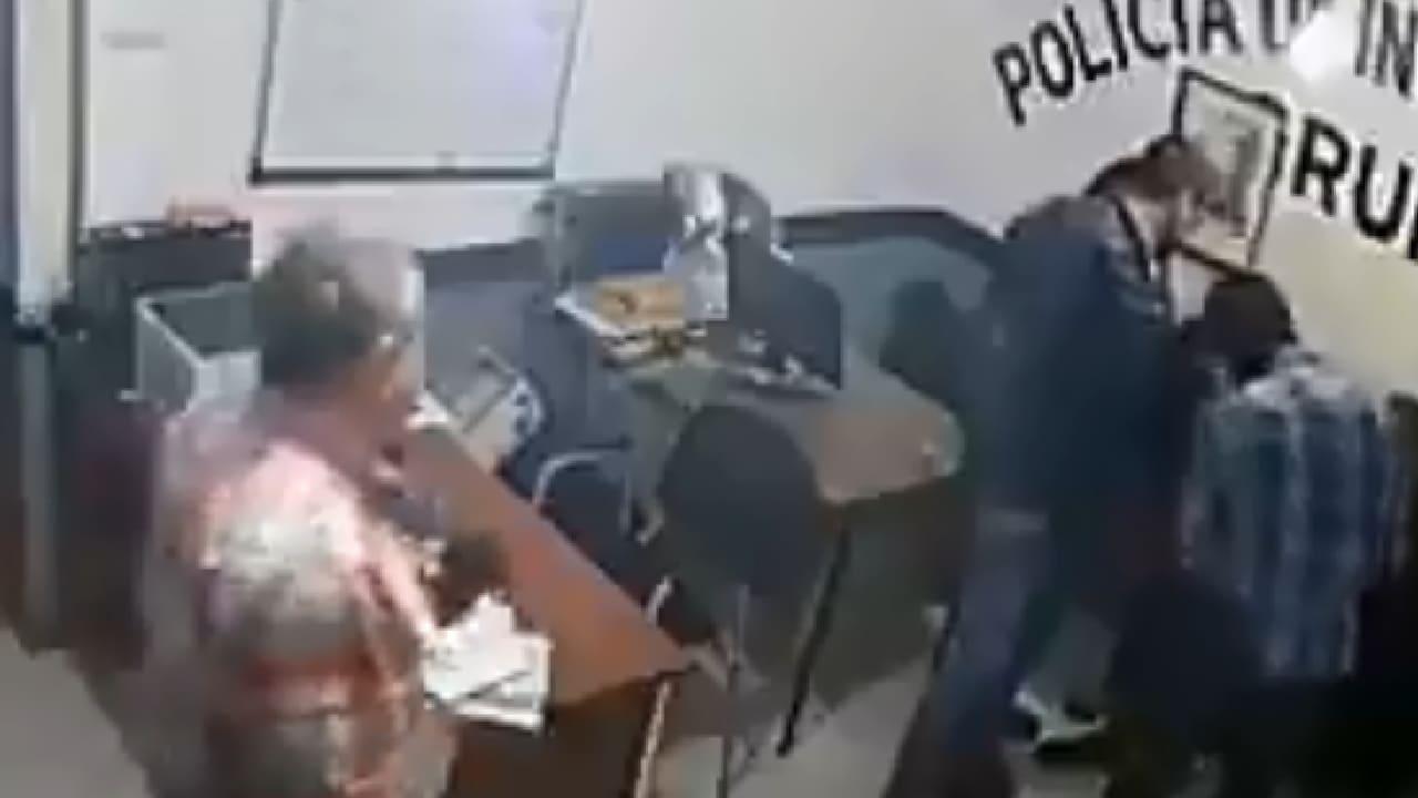 Un hombre detenido fue torturado por presuntos policías de Hidalgo