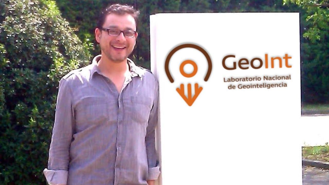 Alejandro Molina Villegas es investigador de Conacyt y doctor en Informática