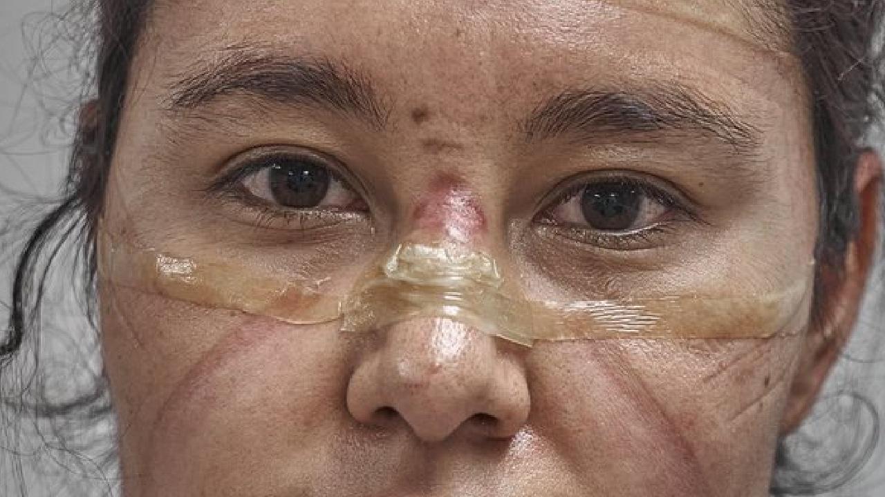 En el World Press Photo 2021 compite la fotografía Primer respondedor Covid-19, retrato de una doctora mexicana.En el