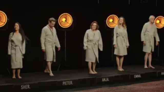 Programa Televisión Holanda Niños Preguntan Adultos Desnudos