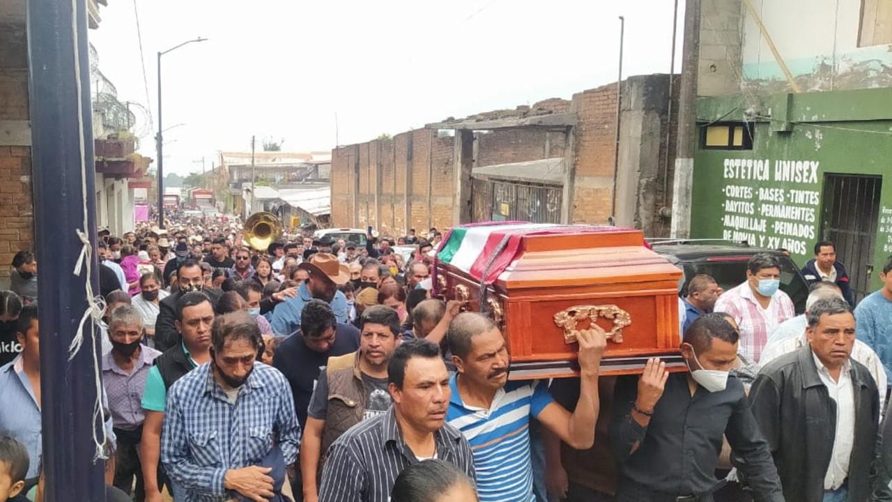 funeral melquiades asesinatos politicos