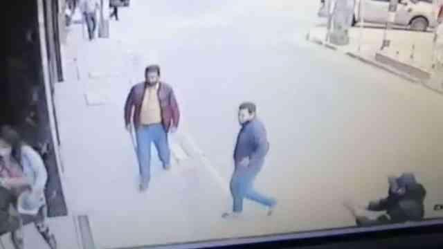 Hombre dispara contra madre de su hijo
