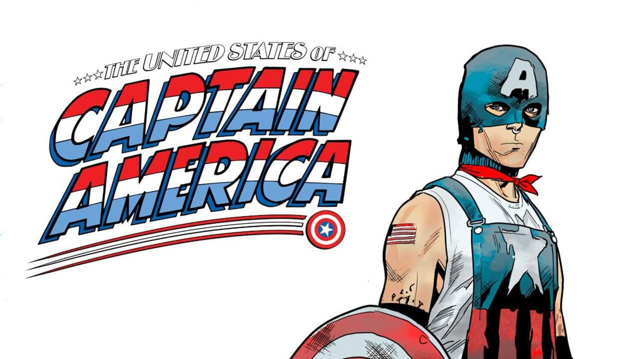 Marvel presenta Capitán América gay