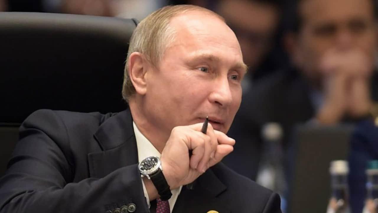 Aprueban Ley Rusia Vladimir Putin Presidente 2036
