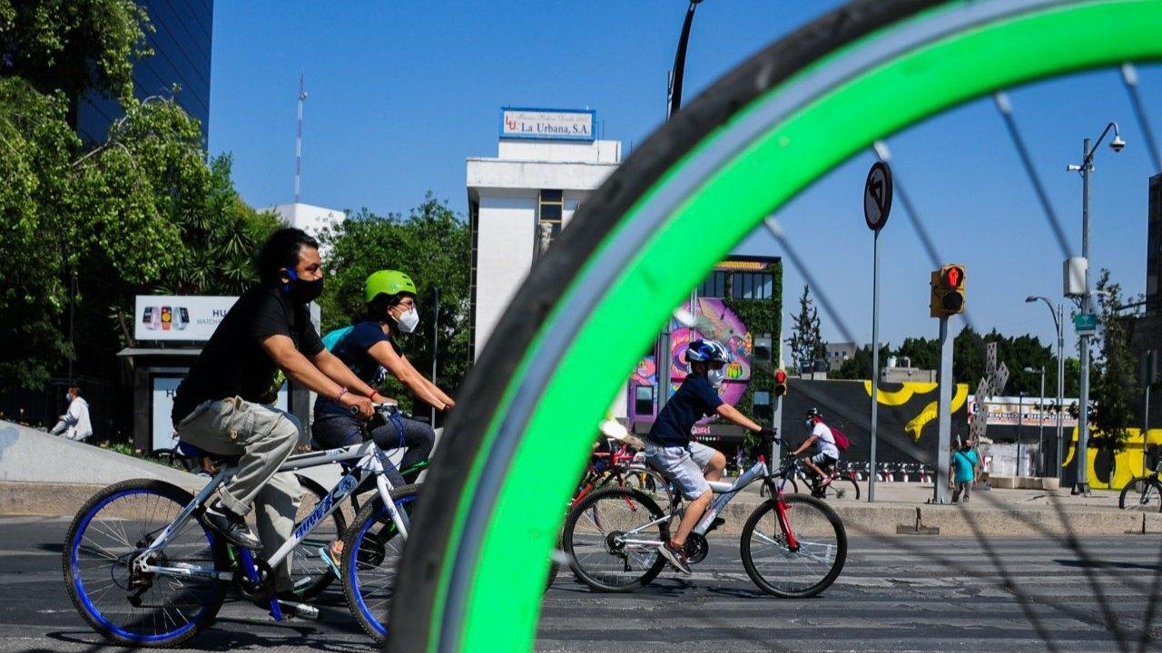 calles con más accidentes para ciclistas en cdmx