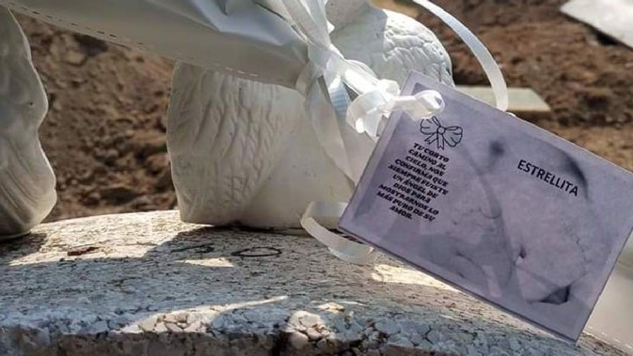 Estrella bebé asesinada y abandonada en el Estado de México