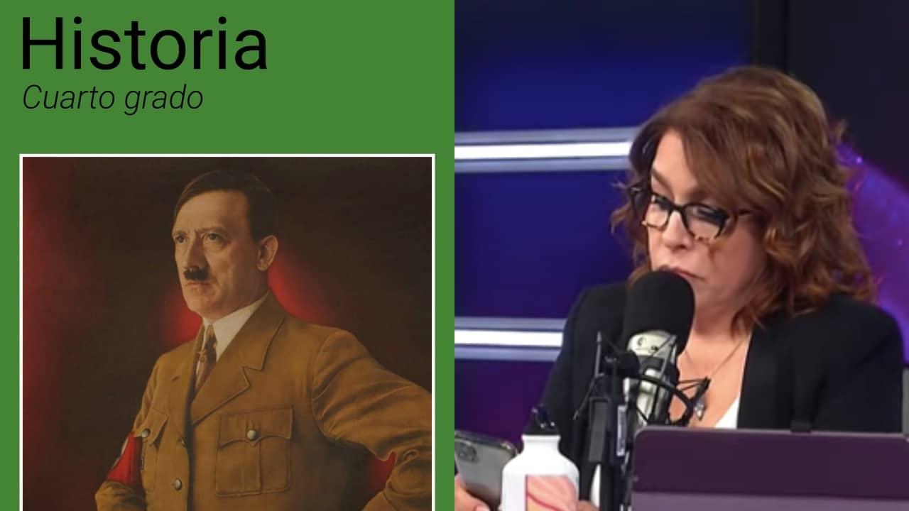 Fernanda Familiar libros de texto gratuitos son comunistas