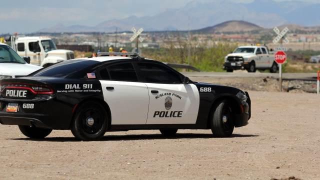 policía de EUA lucha contra grupos criminales mexicanos