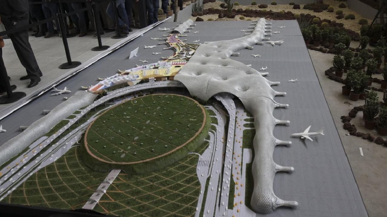Diseño del NAICM ganó premio de arquitectura