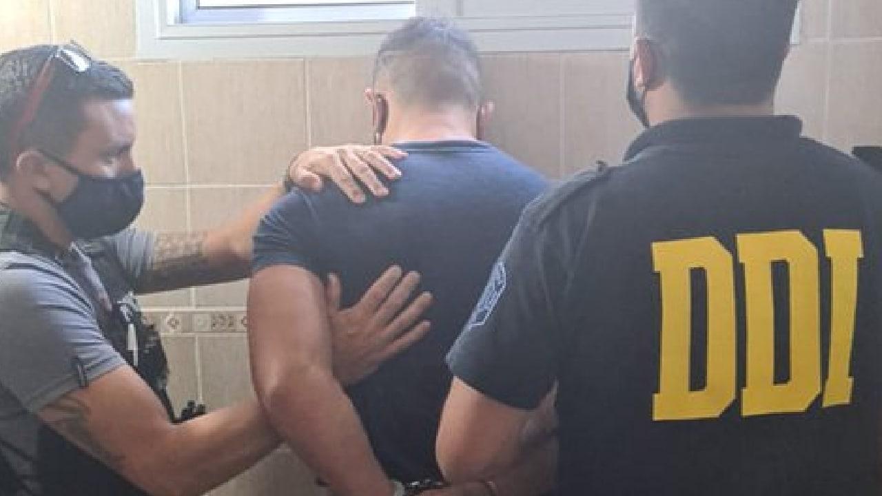 Fisicoculturista detenido por feminicidio recibió una golpiza en la prisión