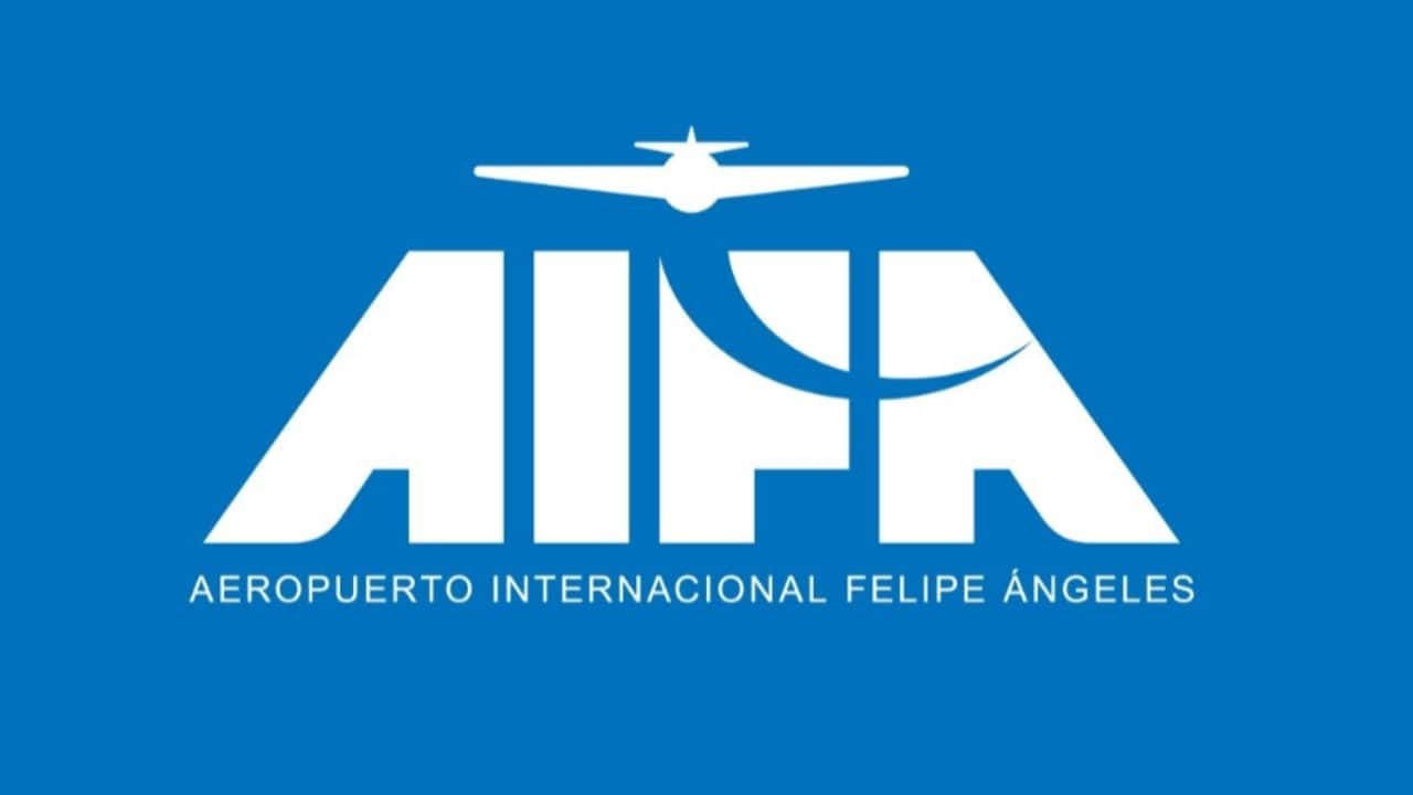 Rediseñan logo del AIFA