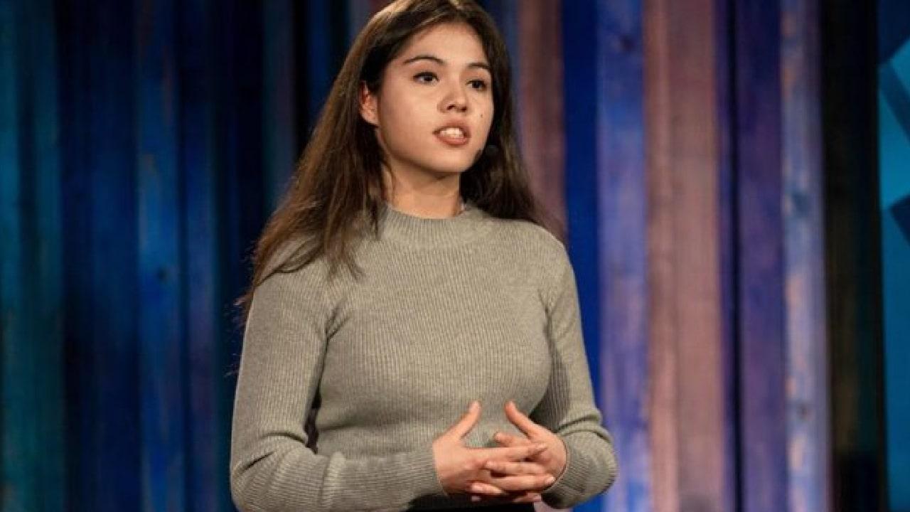 Xiye Bastida la activista ambientalista mexicana