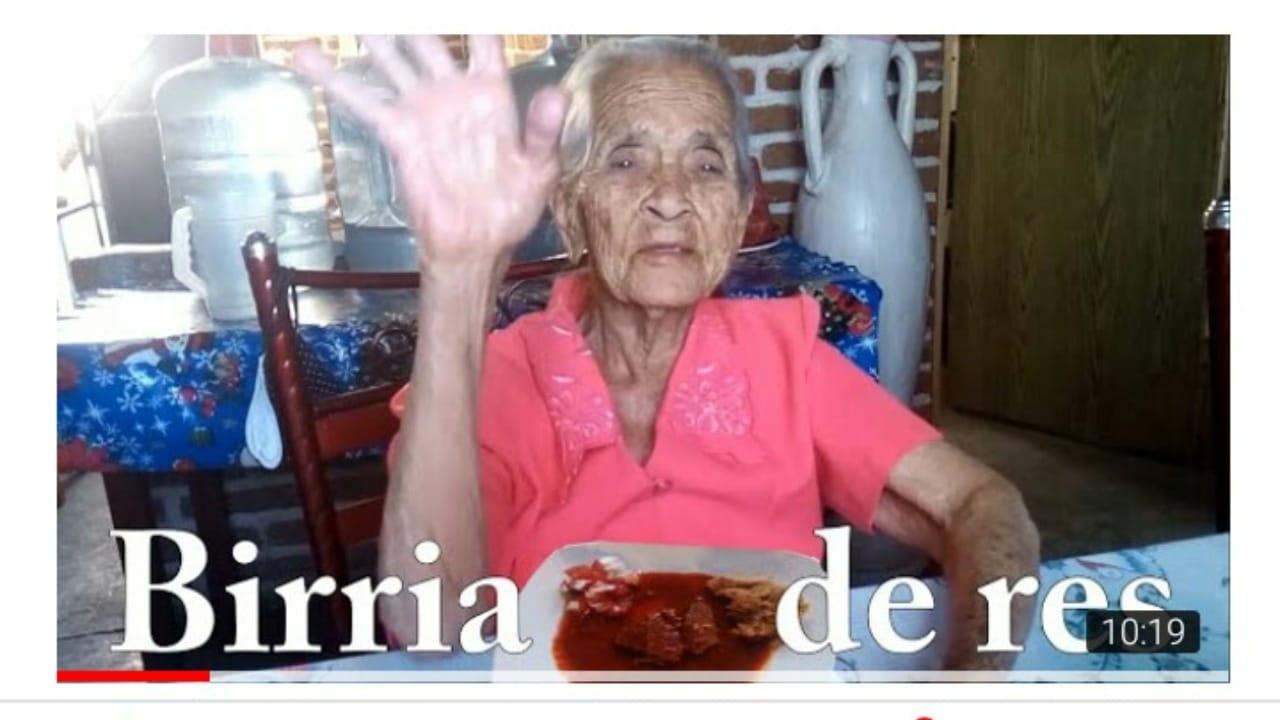 Ninfa cocinera de Guerrero