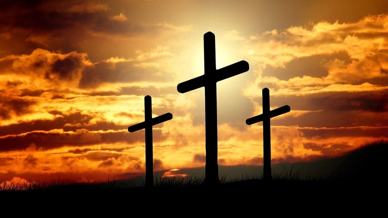 Cruz viacrucis