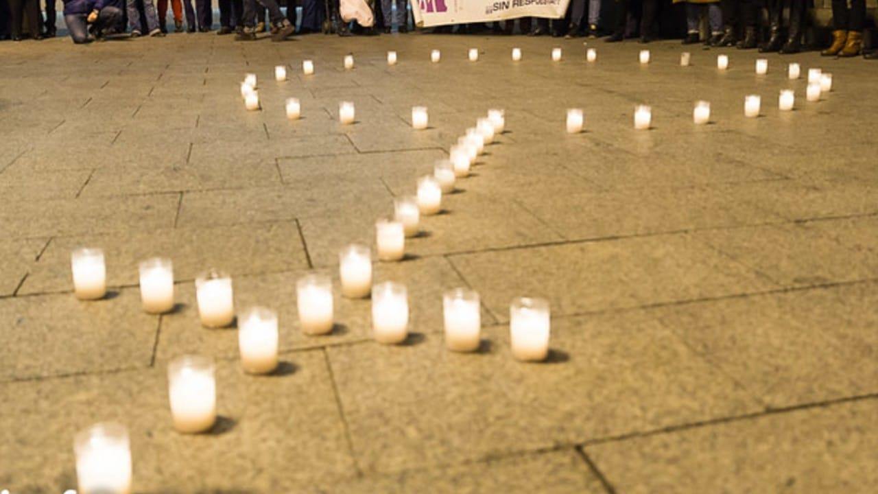 En redes sociales se convocó a una protesta