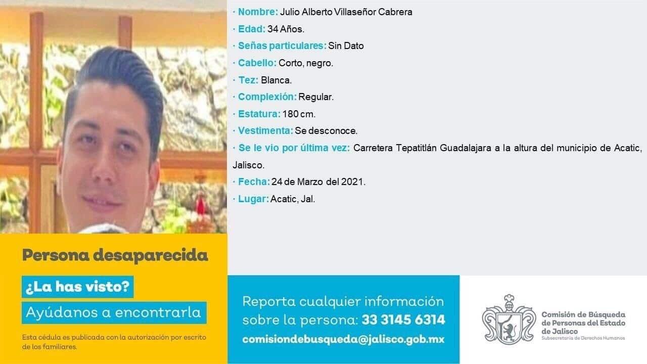 Detienen Policías Acatic Jalisco Desaparición Cinco Personas
