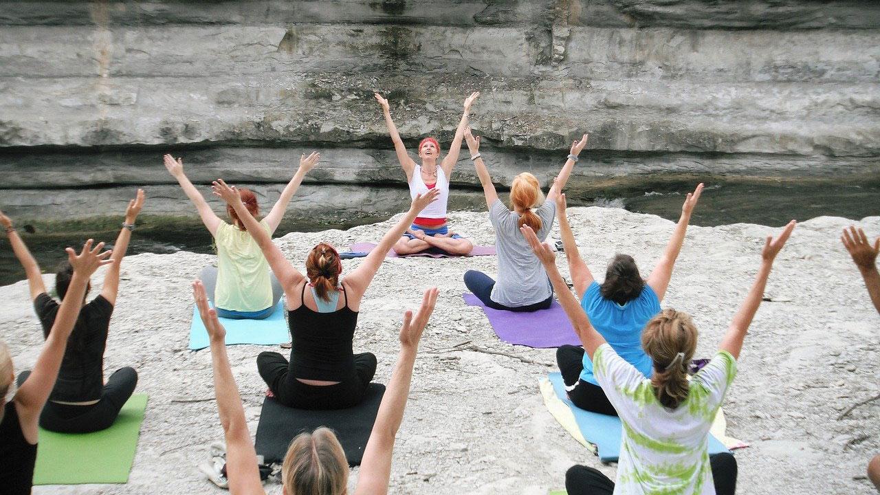 yoga hindú Alabama Estados Unidos
