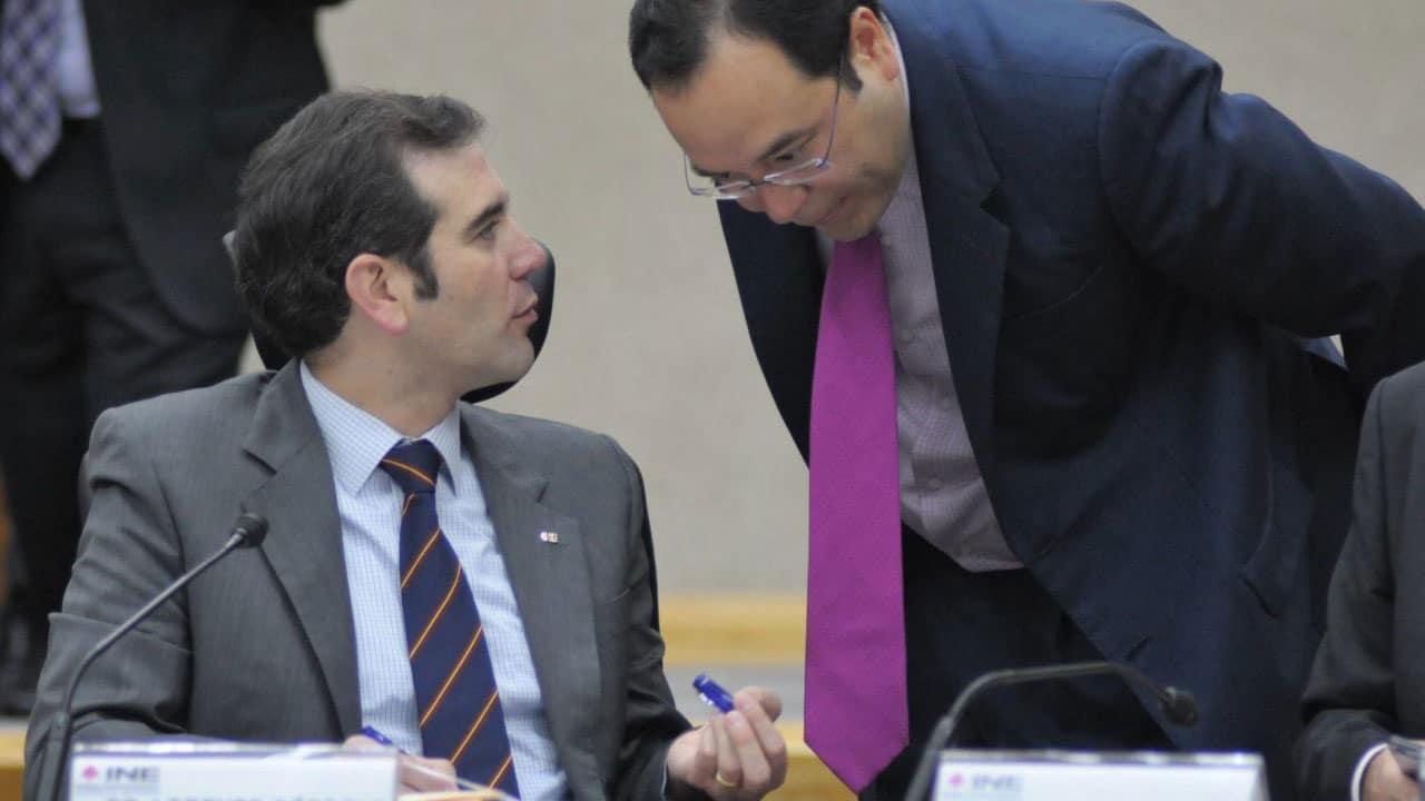 Morena juicio político contra Lorenzo Córdova INE