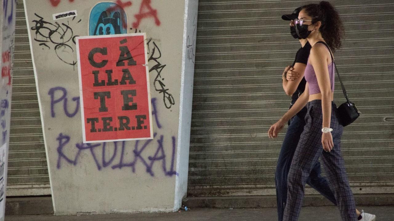 Feminismo Viven Con Miedo Gobierno Veracruz