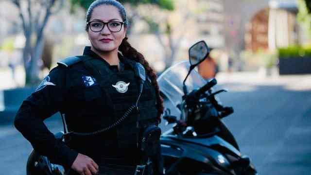 Policía Guadalajara Victoria Isabel Muere Balazos