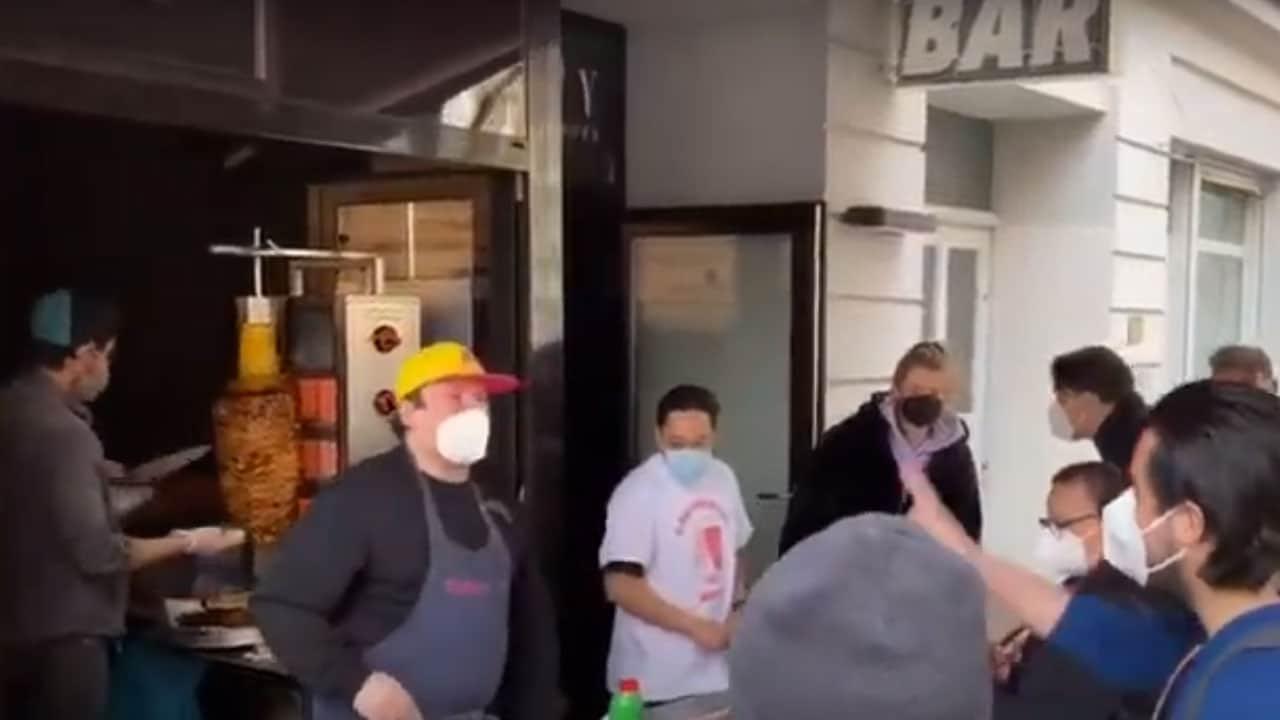 video colas tacos al pastor Alemania