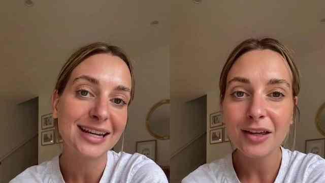 madre consentimiento abrazos video TikTok