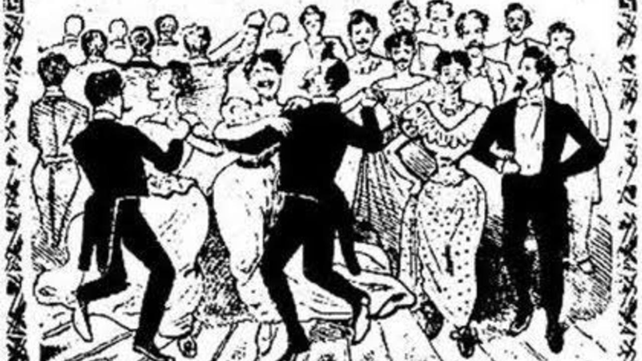 Baile de los 41 historia real