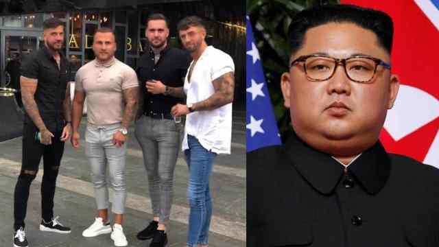 Corea del Norte prohíbe pantalones entubados