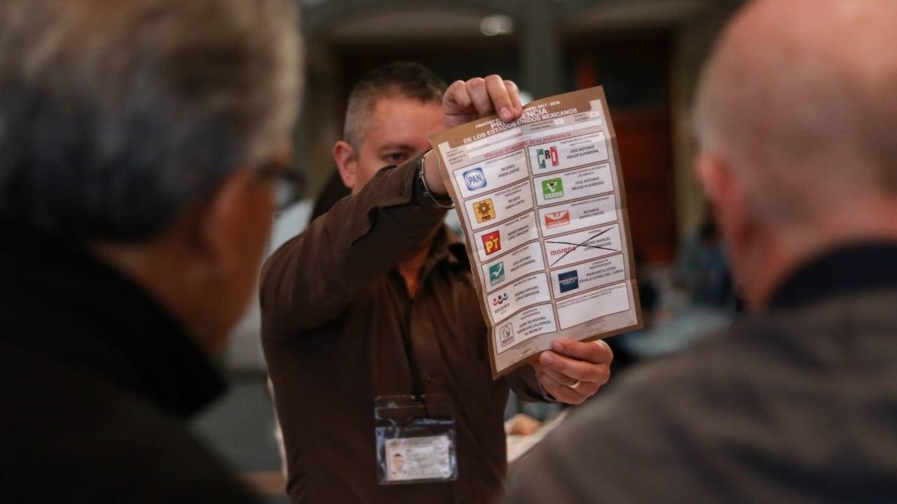 Cuál es el proceso electoral en México