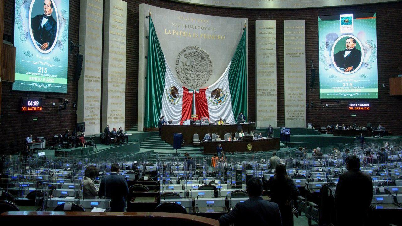 Sueldo de los Diputados en México
