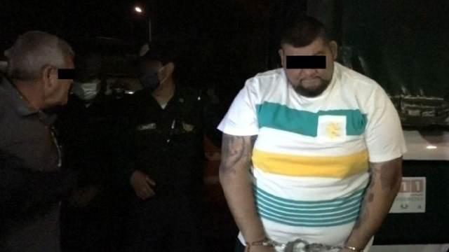 Video detención Los Kilos narcomenudistas