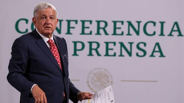 FRENA denunció AMLO delitos lesa humanidad