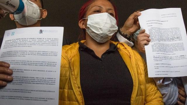 Familiares fallecidos Linea12 demandaron homicidio