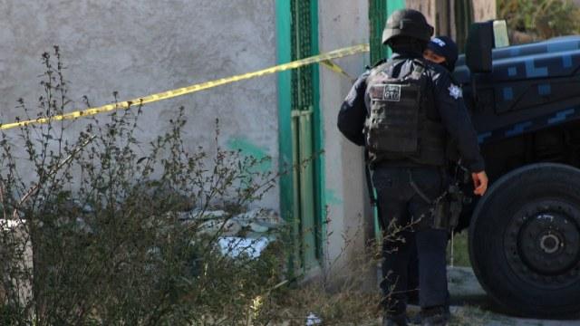 Encontraron 31 cuerpos en fosas clandestinas en Guanajuato