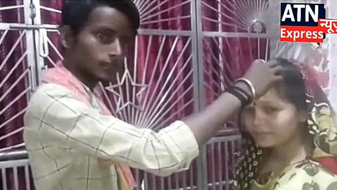 Esposo organiza boda de su esposa con amante