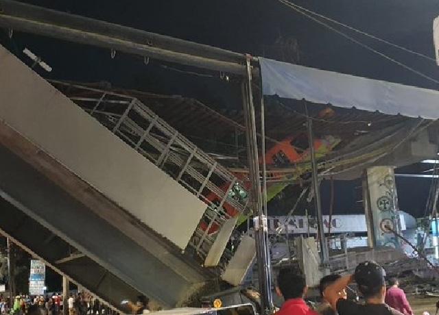 Empresa cobra 120 de pesos por mantenimiento Línea 12 del Metro